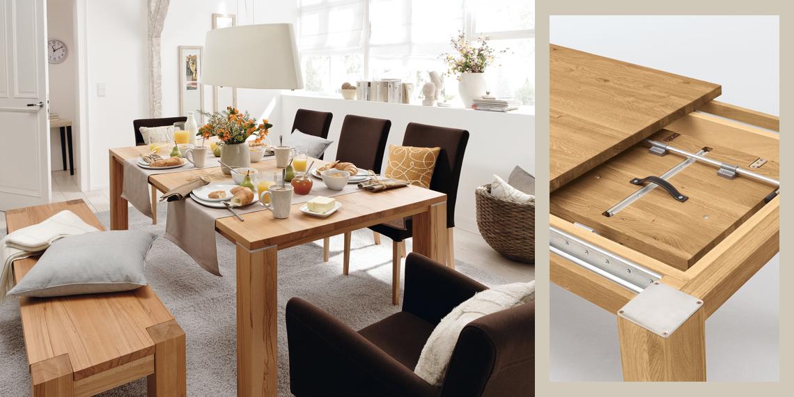 m bel rulfs esszimmer. Black Bedroom Furniture Sets. Home Design Ideas