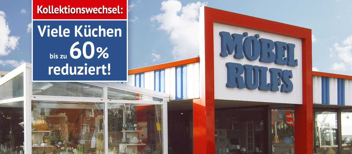 Rulfs-Möbel Musterring-Möbelhaus Stern-Küchen-Studio Verkauf / Beratung | Lüneburger Str. 124, 21423 Winsen (Luhe) | 04171 600963
